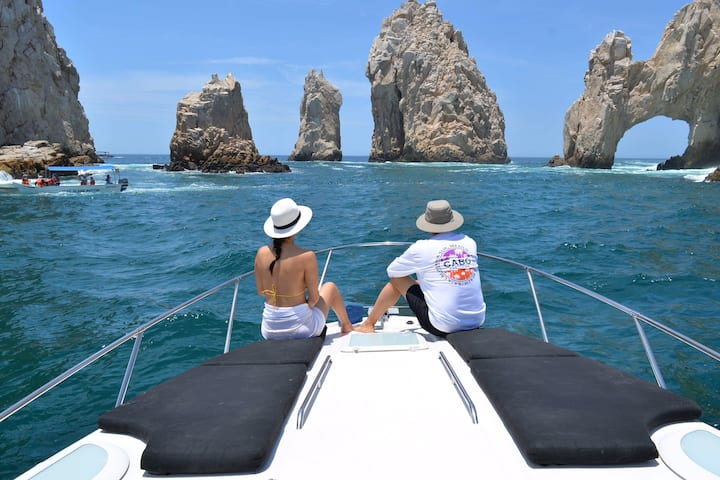 Experience a Romantic Getaway at Sea