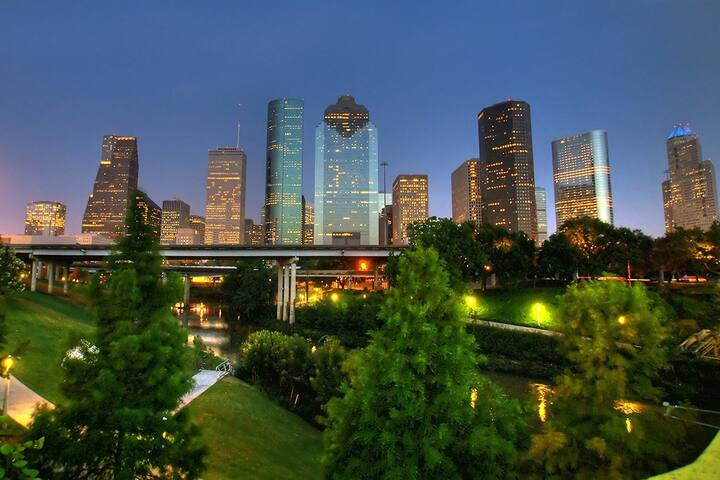 Brad & Lynn's Houston Guidebook