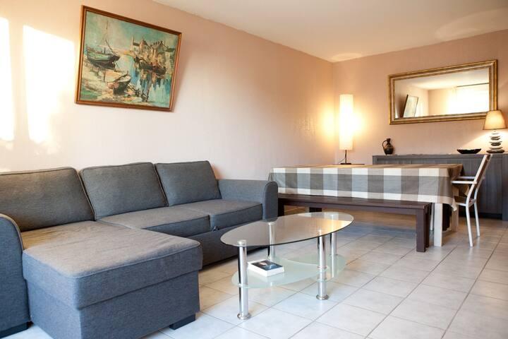 bel appartement 3 pièces - Touques - Byt