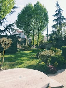 Villa avec piscine intérieure - Loos