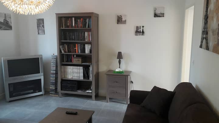 Appartement Vallée de Chevreuse à 40min de Paris