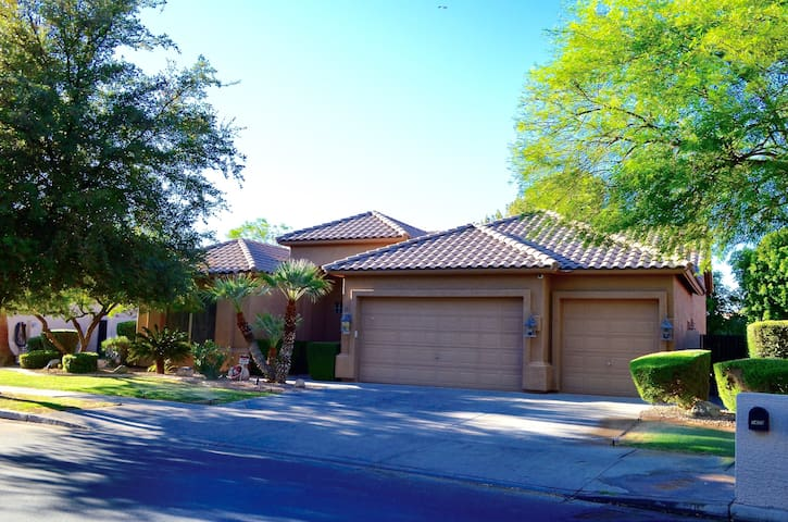 Ocotillo Home w/Backyard Oasis/ Heated Pool!
