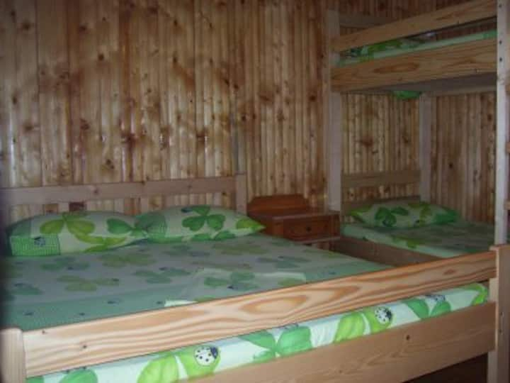 Rustic Guesthouse Room 2