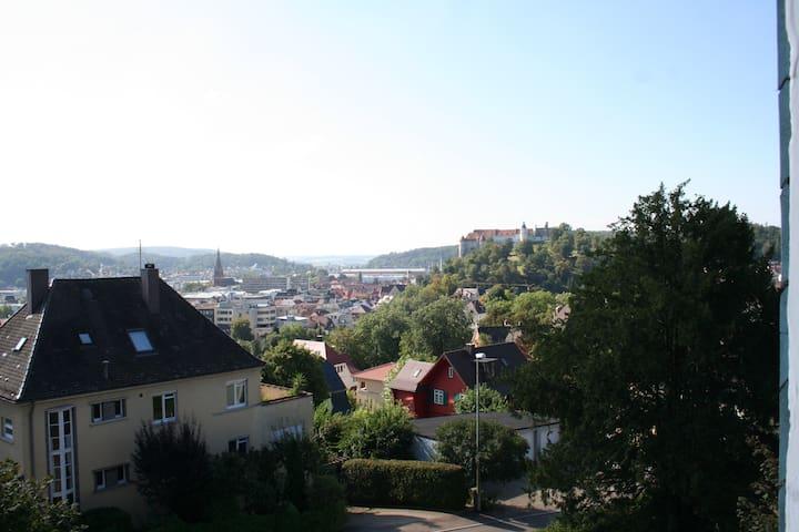 Dreamview - Blick auf Schloss Hellenstein - Heidenheim an der Brenz - Leilighet