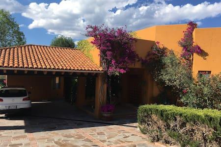 Casa de campo, Querétaro - Santiago de Querétaro - Haus