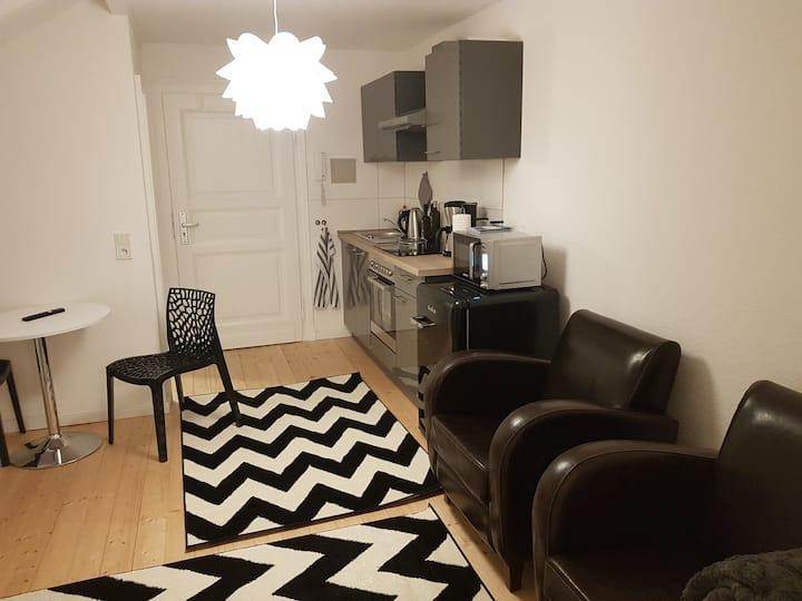 Nette Wohnung inmitten der Altstadt von MG