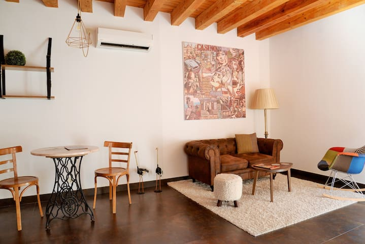 Design Apartment. Historical Centre. Typical house - Toledo