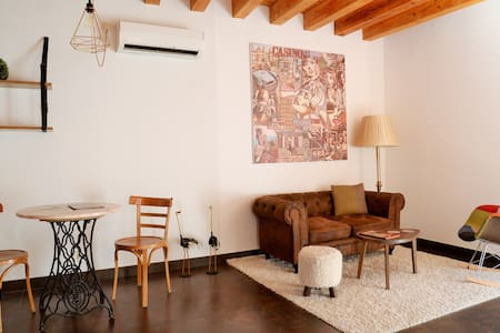 Design Apartment. Historical Centre. Typical house - Toledo - Byt