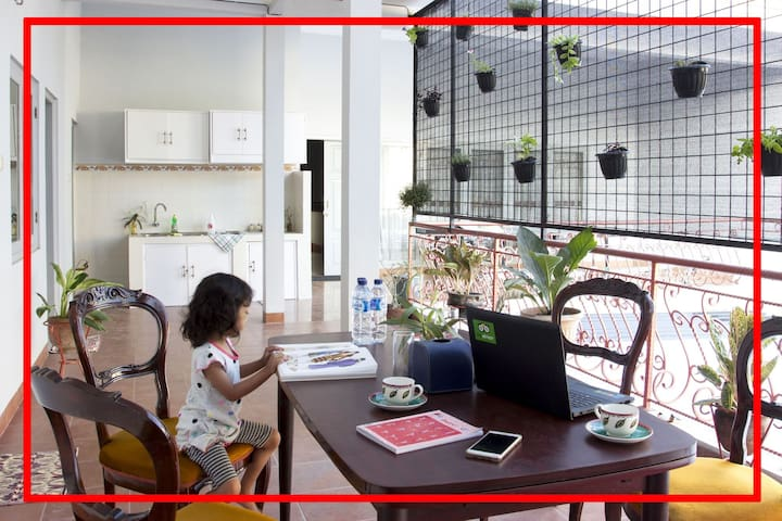 Nice Homes & Private Kitchen#Pogung Pavilion3