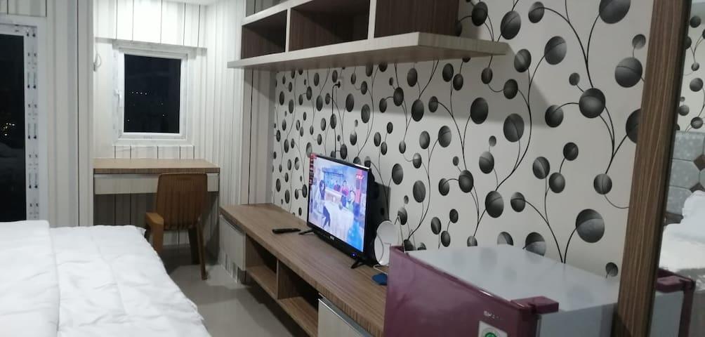 Mansyur Residence, Apartement Siap Huni