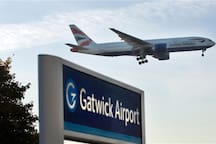 NEAREST airbnb to Gatwick airport.