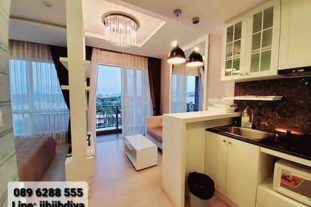 Condo by the sea in bangsaen ''The Patio''