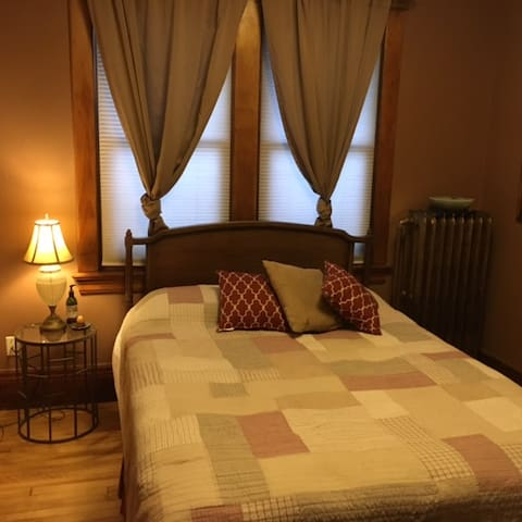 Private room and bath near downtown - Saint Paul - Ev