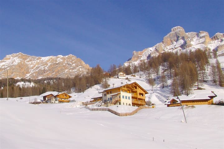 App.A Serghela, la tua vacanza in Alta Badia
