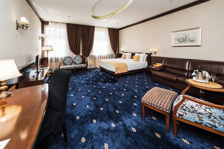 Hotel Europe Superior Double Room