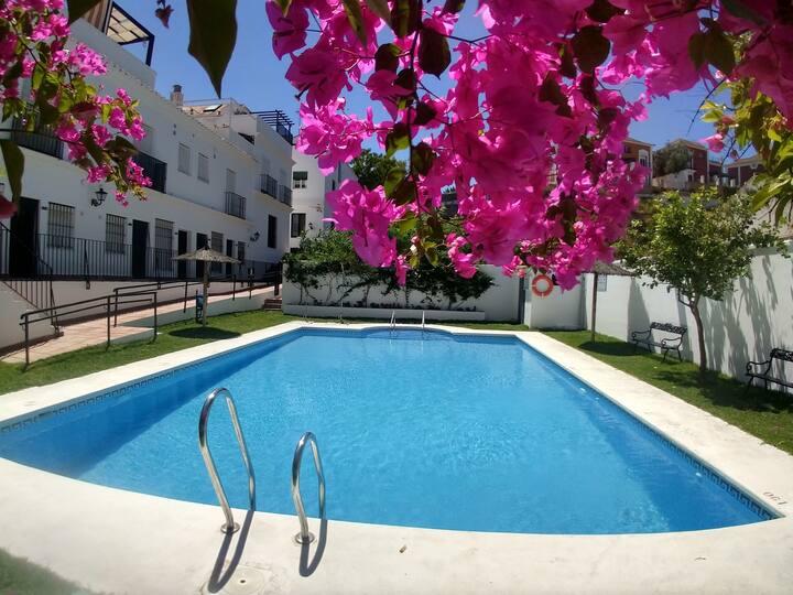 Casa 9 Sanlucar Pool, A/c, WiFi 100mb & Beach 400m