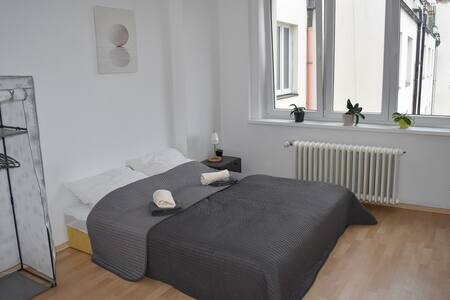 Bright Room 15 min. to Old Town - Prag