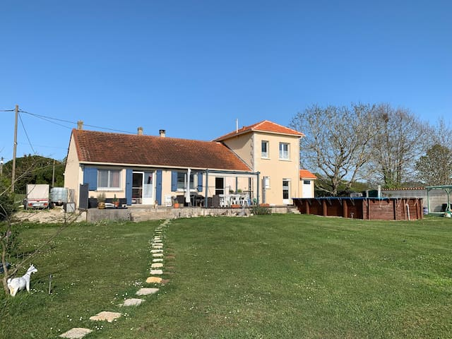 """""""Casa Nostra"""" Dordogne/Périgord près de Bergerac"""