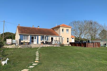 """""""Casa Nostra"""" - Périgord / near Bergerac"""