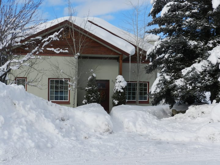 Fabulous Downtown Home in Steamboat Springs, CO!