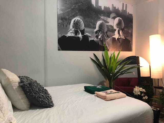 (11) 10 Min to NYC Beautiful Private Room