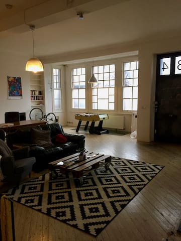 Private room in sunny, stylish East London flat - Londra - Daire