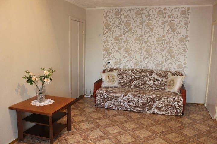 Уютная квартира в центре города - Ussuriysk - Apartament