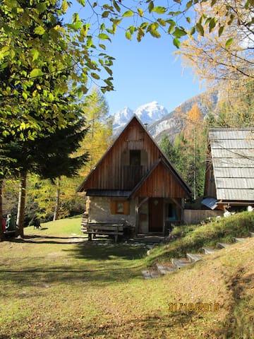 Trenta cottage - Trenta - Srub