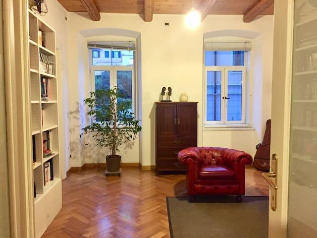 appartamento via Belpoggio