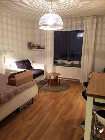 Very well located flat in city center