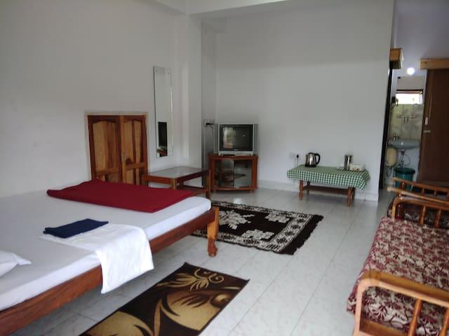 Dutta's Residency (Room A)