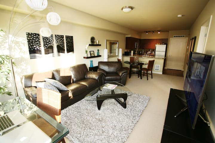 Waterfront Ferry Condos 1BD/1BA 6