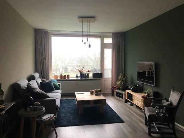 Heerlijk appartement dichtbij Rotterdam en Dordt