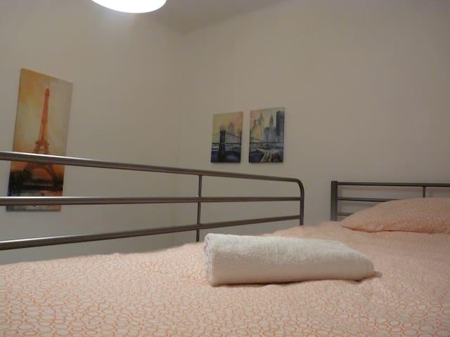 habitación 2 litera