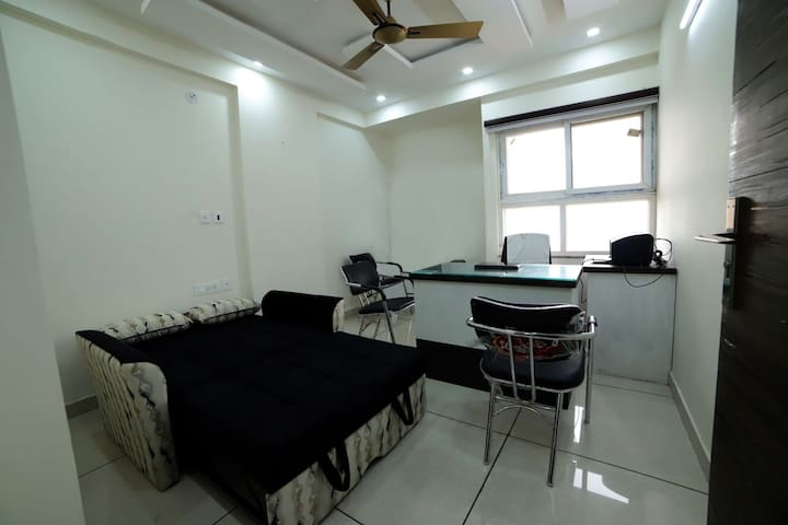 Sofa cum bed/ conference/ mini  office/ laptop work..