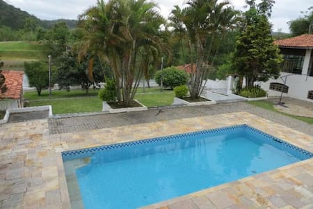 Quest Charm House - Guararema - Kabin
