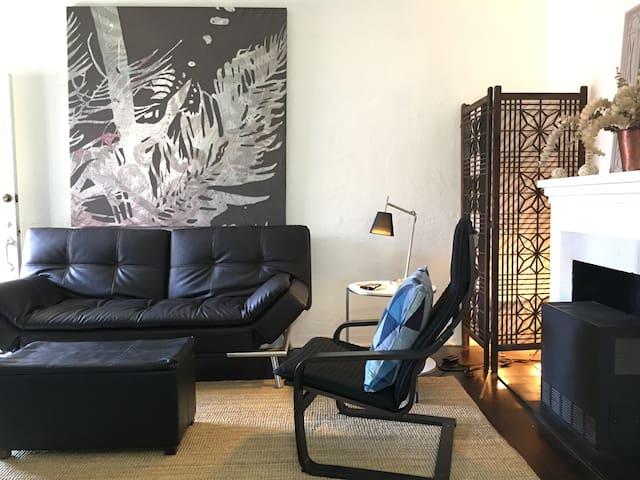 Hip, quiet San Diego Hillcrest 1bedroom- #4