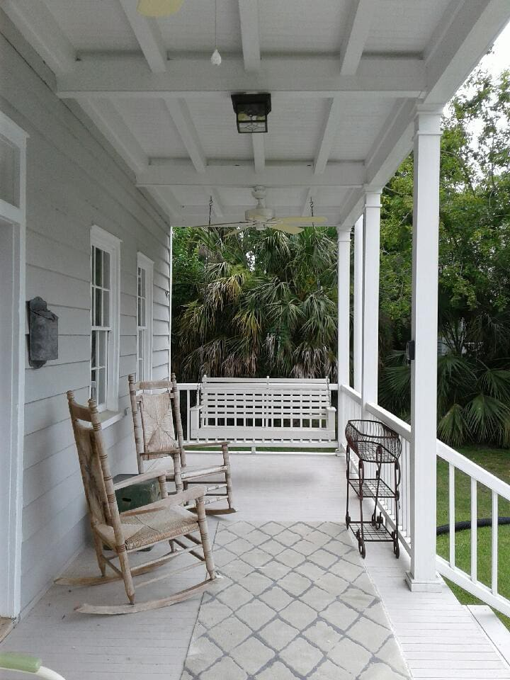 True lowcountry home...completely restored