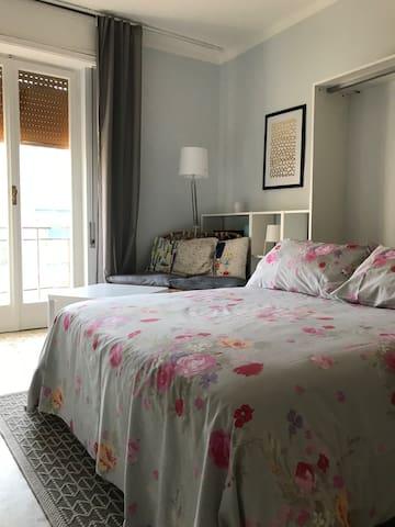 Appartamento romantico con  vista mare