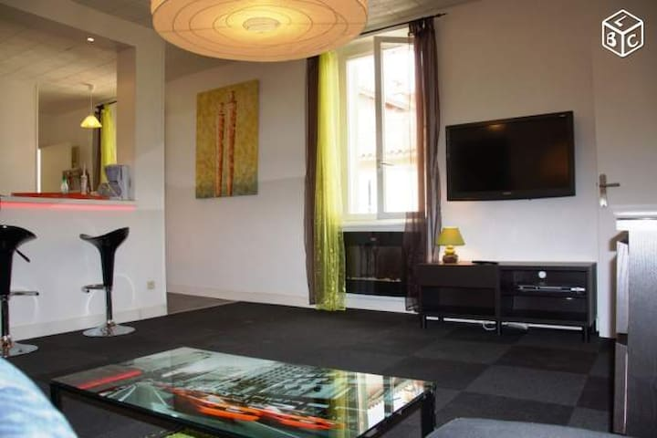 Logement Saint Affrique - Saint-Affrique - Appartement