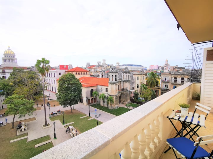 Dreamy Apartment in Old Havana / Free WIFI