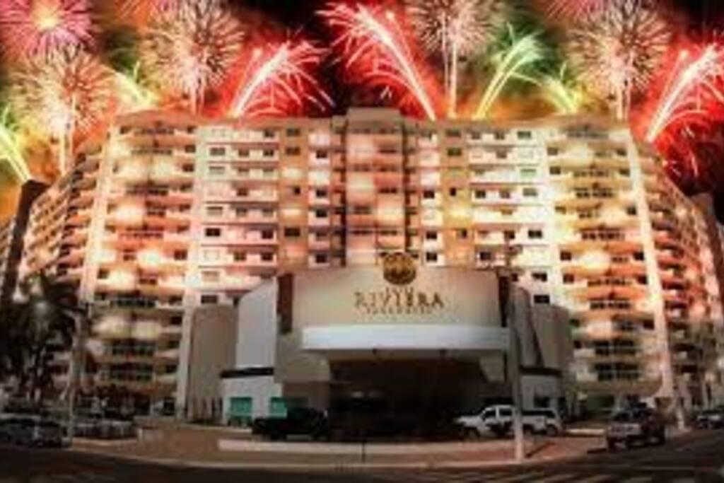 Hotel riviera Park hotel caldas novas