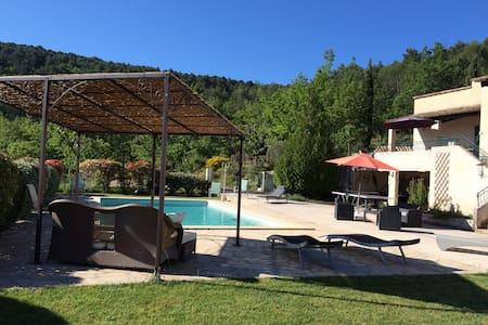Villa and pool  Aix en Provence - Aix-en-Provence - Villa
