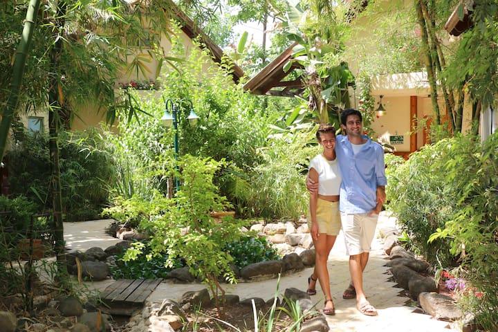 Resort By the river-Vitrage B&B & Spa - Sun House