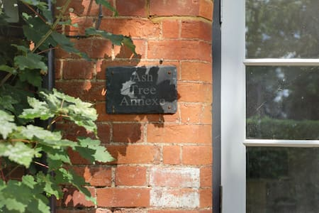 Ashtree Annexe, part of the oldest house in town