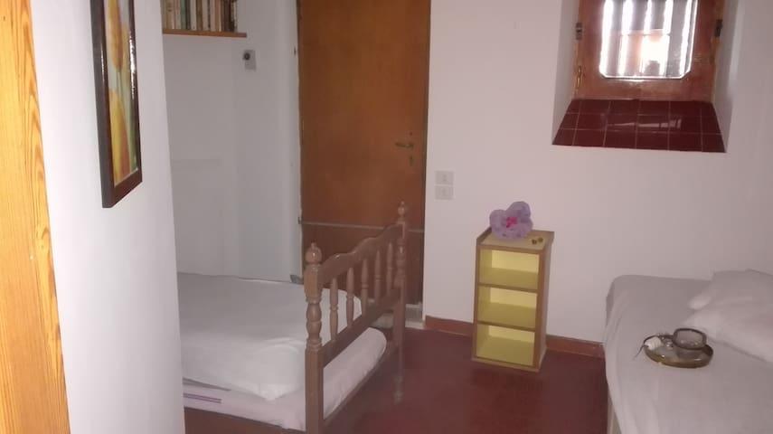 Romantico rifugio Nemi - Nemi - House