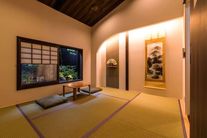 Garden View Room赏景房