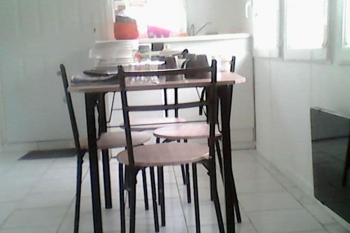 appartement et 40 c - Saint-Xandre - Wohnung