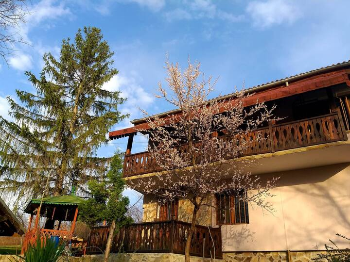 House Kapinovski Monastery