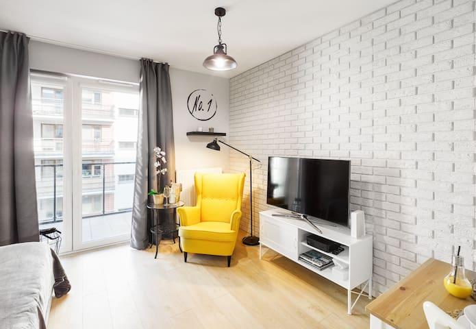 Atelier Apartamenty Praga No.1